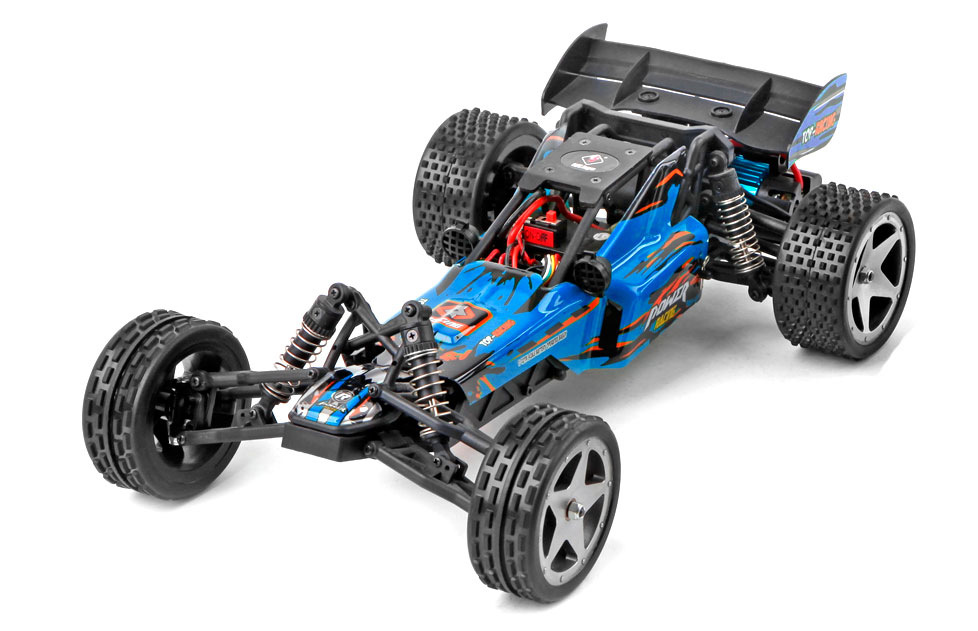 wave runner coche rc