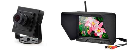 Equipos FPV, Emisores de Video, Cámaras y Gafas FPV