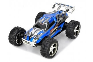 Coche RC High Speed Racing Mini Truggy 1/32 2.4Ghz.