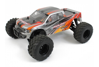 Coche radiocontrol HBX Monstertruck RTR Escala 1/12