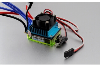 REGULADOR BRUSHLESS CAR EMAX 45A ESC 2A BEC 2-3S