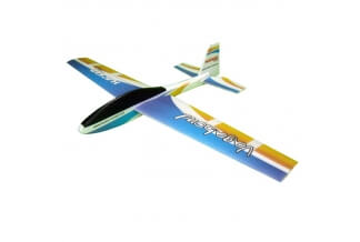Vagabond 1500 Glider de HACKER Foilcovered (KIT)
