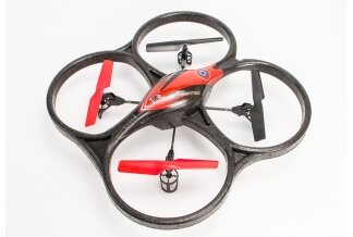 DRON WLToys V606 CASI INDESTRUCTIBLE
