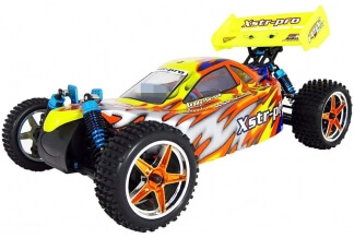 Coche RC Brushless 4x4 HSP Buggy Pro 1/10