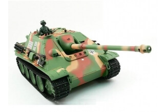 Tanque RC 1/16 Jagdpanther (Airsoft + Sonido + Humo)