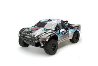 COCHE RC ELECTRICO XK K939 SHORTCOURSE 1/10 4X4 2.4GHZ