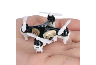 Mini Drone RC Cheerson 6 Axis Gyro Cuadricóptero Cámara 0.3MP