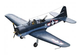 SBD Dauntless 46 1540mm VQ Model EP-GP