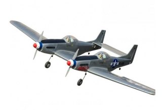 F-28 Twin Mustang 46 EP-GP VQ Model