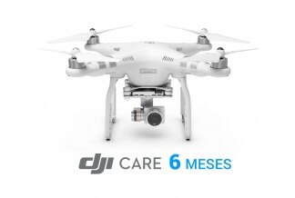 DJI Care 6 Meses Phantom 3 Advanced
