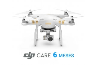 DJI Care 6 Meses Phantom 3 Professional