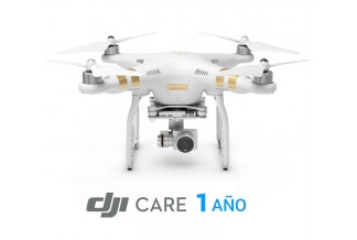 DJI Care 1 año Phantom 3 Professional