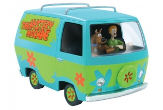 Maqueta POLAR LIGHTS Furgoneta Scooby-Do 1/25
