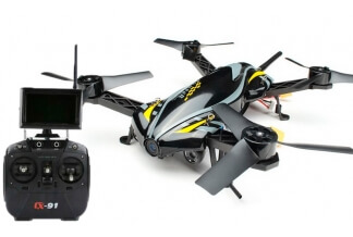 Drone de Carreras FPV Cheerson CX-91 Jumper