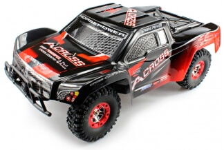 Coche Rc WLToys 4x4 Short Course 1:12 50 km/h