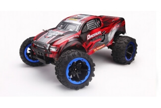 Coche Rc Brushless Monster Truck Dinosaurs Master 4x4 1:8