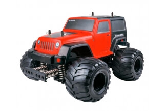 Coche RC Wltoys P959 Jeep BigFoot 1:10