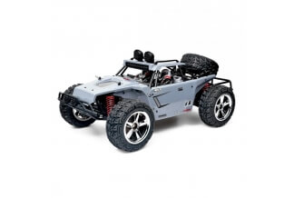 Coche Rc Subotech Gray Desert Buggy 1:12 4x4