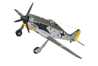 Top Flite Focke-Wulf 190 50CC - 2160mm.