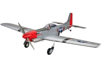 GreatPlanes P-51 Mustang Sport Fighter 46 - 1320mm