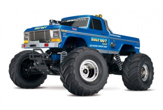 Traxxas Bigfoot No. 1 Monster Truck 1:10