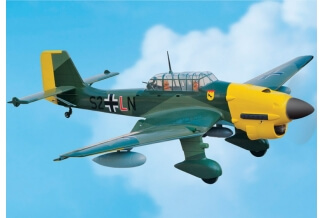 JU87 Stuka 1920 mm Black Horse