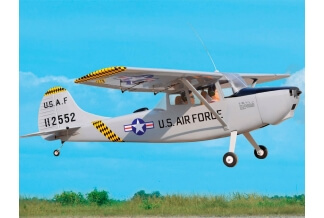 Cessna Bird Dog 1890 mm Black Horse