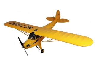 DYNAM PIPER J3 CUB 1200mm. PNP