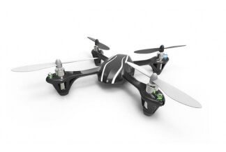 RC QUADCOPTER HUBSAN X4 -V2 LED 4 CHANNEL 2.4Ghz