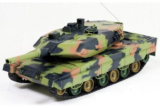 1:24 RC Battle Tank Leopard II A5 (Airsoft)