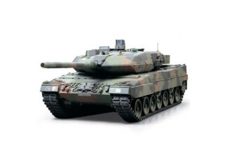 1:16 Leopard 2A6 RC Tank 2.4 GHz (Airsoft + smoke + sound) Special Editionoke + sound) Special Edition