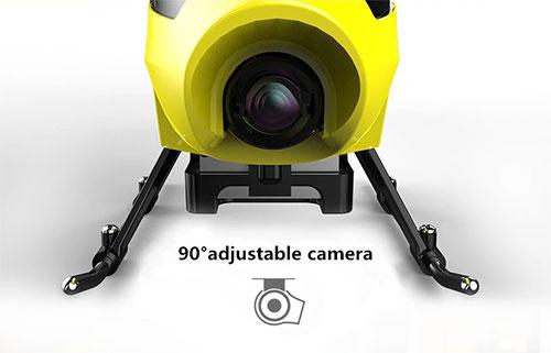 cámara ajustable