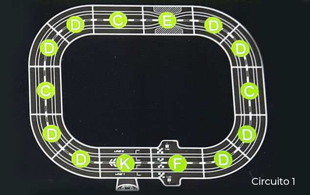 circuito coches