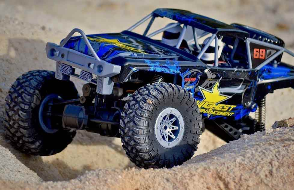 mountain crawler coche rc