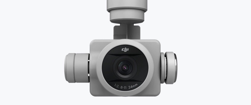 DJI Phantom 4 Adnaced Info 2