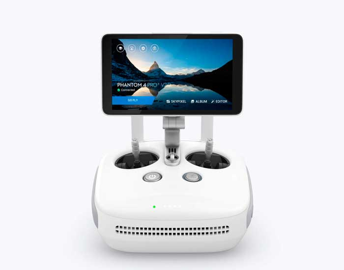 Phantom 4 Advanced Plus Remote