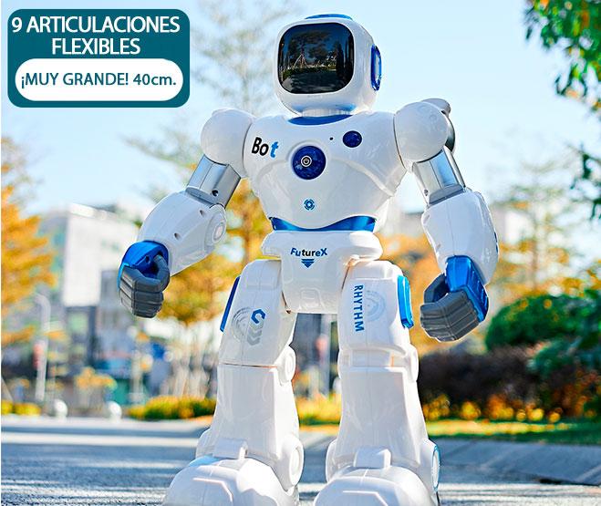 Robot para niños Gigante Programable 1088