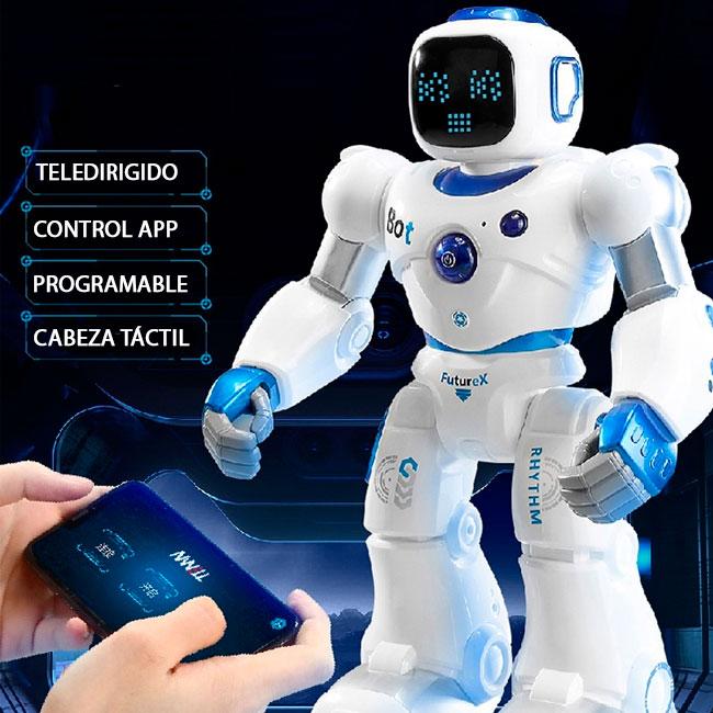 Robot para niños Gigante Programable 1088 03