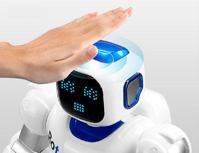 Robot para niños Gigante Programable 1088 04