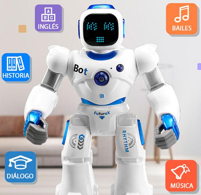 Robot para niños Gigante Programable 1088 05