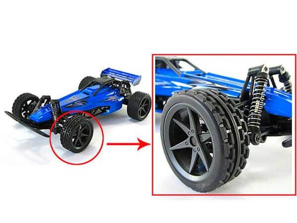 street buggy RAY-Street 535-10 uni-fun
