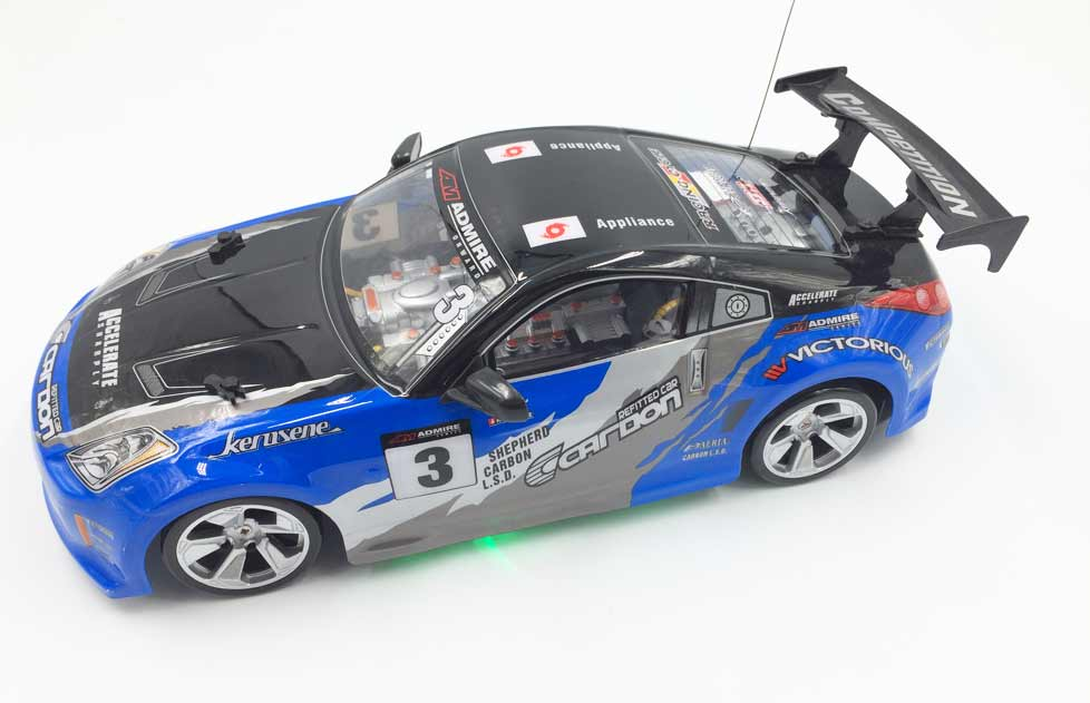 Coche Drift Champion RC LED
