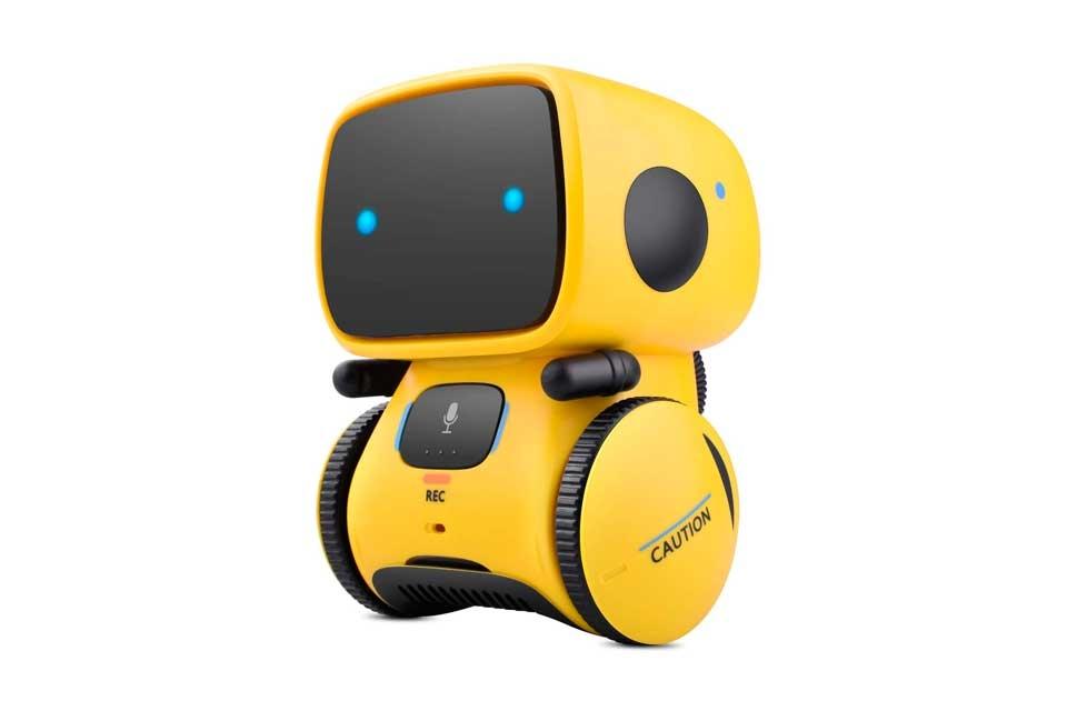 APOLLO - Mini Robot Interactivo