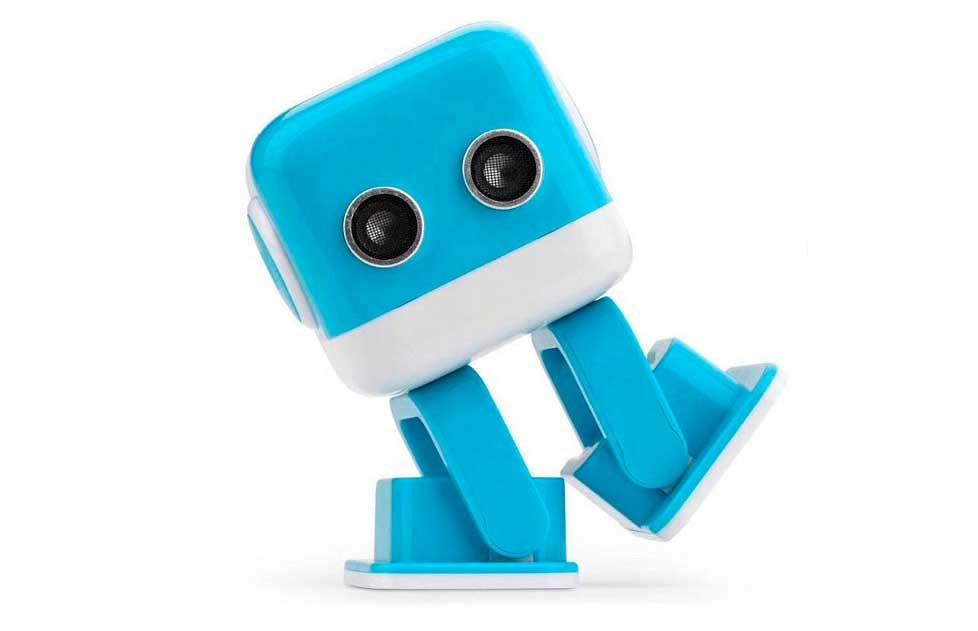 Cubee - Robot interactivo Radiocontrol y programable