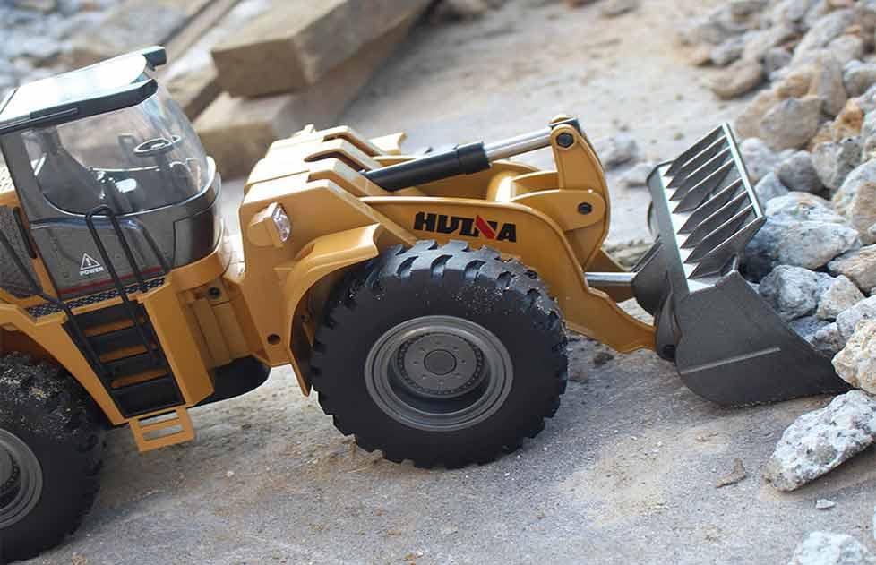 Excavadoras de construcción RC