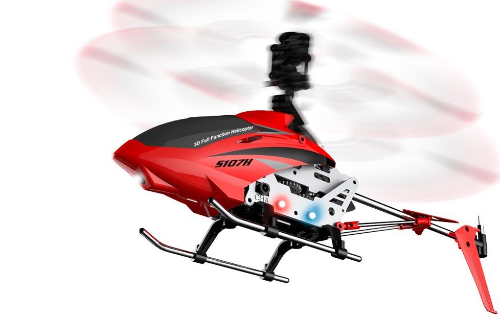 Helicóptero Phantom - El Más Fácil Para Niños