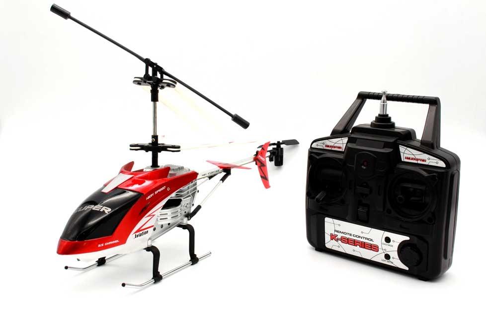 Helicoptero rc indestructible