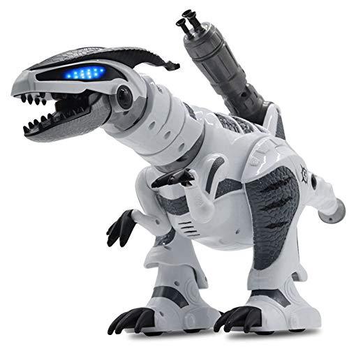 RoboRex - Robot Rc Programable ¡Lanzacohetes, Sonidos y LEDs !