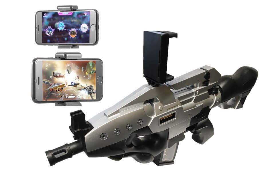 Pistola de Realidad Aumentada - Más de 20 Juegos