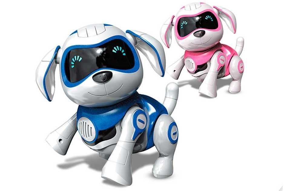 ROCK - Perro Robot Inteligente para niños